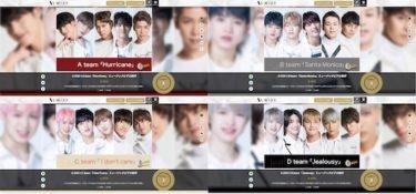 グローバルアイドル発掘リアル成長ストーリー G-EGG   MV制作プロジェクトがWIZYでスタート!