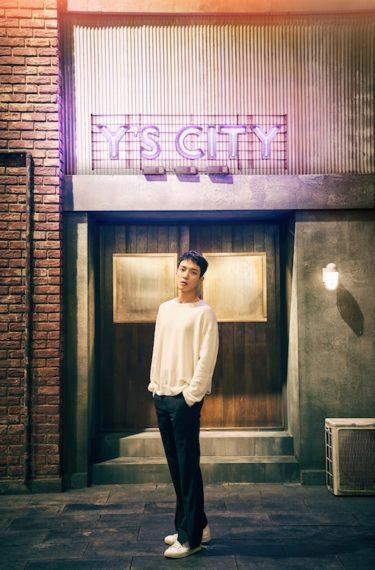 ジョン・ヨンファ(from CNBLUE)の3rd Solo Album『FEEL THE Y'S CITY』明日発売!オフィシャルインタビューが公開!
