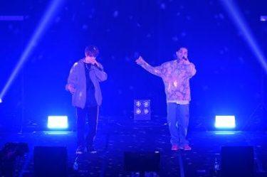 U-KISS・JUN、ソロライブで韓国のラッパー・Reddyとコラボ曲を世界初披露!