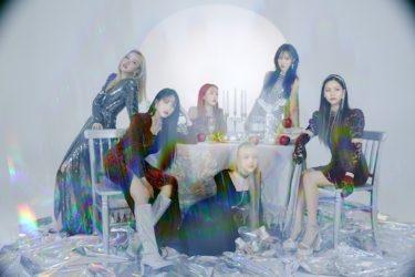 人気K-POPグループ GFRIENDが デジタルシングル2タイトルを2週連続でリリース!