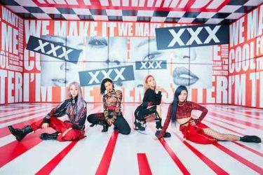 MAMAMOO(ママム)  日本アルバムの為に制作された新曲「Shampoo」の配信がスタート!