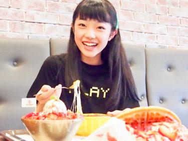 【今どきJC百花の韓国あれこれ体験レポ♡vol.7】  この夏フォトジェニックなビンスなら『CAFE BINGGO』!アツアツ焼きサツマイモも♪