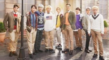 SUPER JUNIOR 1/29発売AL収録「I Think I -Japanese Version-」ミュージックビデオ公開!