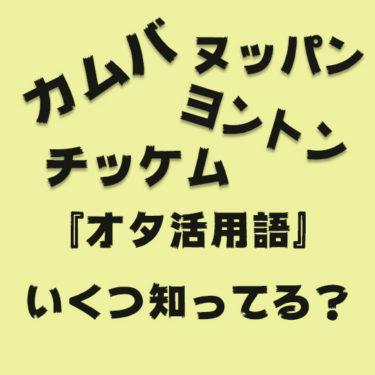 【オリジナル記事】日本発グローバルボーイズグループ急増中☆カムバ、チッケム、ヨントン、ヌッパン ☆『オタ活用語』いくつ知ってる?