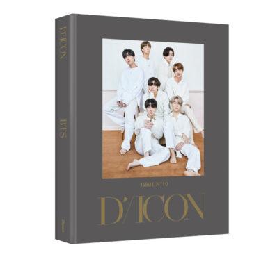 話題のBTS写真集「Dicon vol.10『BTS goes on!』」公式予約受付を開始!