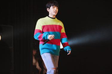 ソロアーティスト、ミュージカル俳優としても活躍中のデヒョン(B.A.P)  『JUNG DAEHYUN SOLO LIVE SHOW 2020~START LINE~』  で日本のファンと10か月ぶりに再会