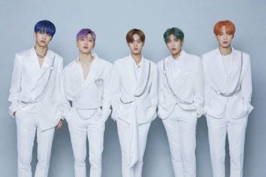 5人組K-POPグループ AB6IX(エイビーシックス)延期公演開催決定!