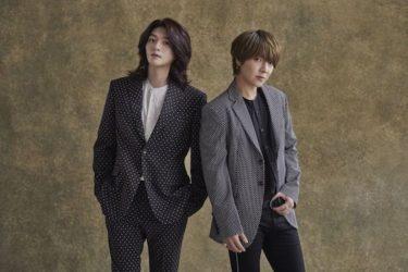 SUPERNOVAのボーカルのユナク、ソンジェによるユニット Double Aceの約9ケ月振りの 新曲「Masquerade / HARUKAZE」が配信スタート!