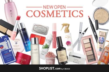 ファッション通販サイト『SHOPLIST.com by CROOZ』~コスメ・化粧品ジャンル取扱開始~世界49カ国に展開するMISSHAをはじめ、人気コスメブランド39ブランドが新規オープン!