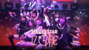 「IZ*ONE」の公式リズムゲーム『SUPERSTAR IZ*ONE』サービス開始日が4月23日(木)に決定!