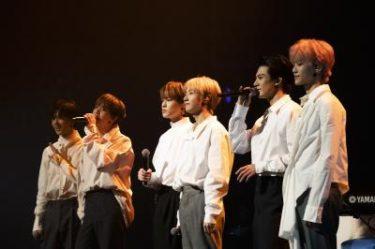 NCT DREAM 日本初リリースがオリコンチャート1位爆走中! 才能、魅力を魅せつける初日本ツアースタート