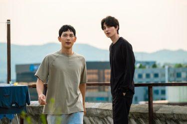イム・シワン×イ・ドンウク主演TVドラマ「他人は地獄だ」DVD発売決定!