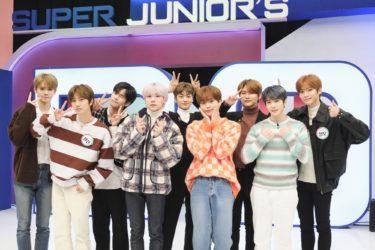 KNTV 1/21からのゲストはCRAVITY『SUPER JUNIORのアイドルVSアイドル』