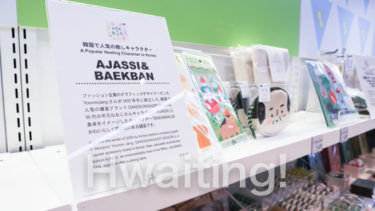 【オリジナル取材】渋谷ロフトにてついつい欲しくなっちゃう「文具の女子会」開催中!ハングルがカワイイ韓国ステーショナリーも♪