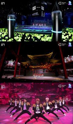 NCT 127、新概念のオンラインコンサート「Beyond LIVE」全世界129ヶ国の有料視聴者が熱狂! 初公開の新曲「Punch」のステージ、大型スタジアムで新曲のステージを繰り広げているようにリアルなAR演出に視線集中! 自由に選んで見られるマルチカメラ機能で「お茶の間最前列」観覧の魅力を最大限に! ワールドワイドをはじめアメリカ、カナダ、メキシコ、フランス、ロシアなどTwitterトレンド1位!