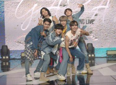 正式デビュー前に関わらず 息の合った完璧なステージで魅了!  日韓合同グローバルグループNIK韓国在住メンバー初ストリーミングライブ  <NIK FIRST STREAMING LIVE — GAZA!—> 終了!