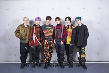 P1Harmony 10/28デビュー! 日本人メンバー含む6人組 FNC新人グループ