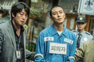 映画『暗数殺人』キム・ユンソクが殺人犯役チュ・ジフンを絶賛のメイキング映像が到着!