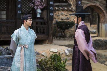 2PMのジュノが朝鮮初の男妓生を艶やかに演じる豪華絢爛エンターテインメント!  色男ホ・セク