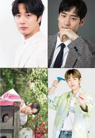 ポストカード(チョン・イル、イ・ジェフン、チャン・ドンユン、ドンヒョン(Golden Child))