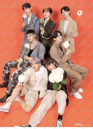 「K-POP ぴあvol.12」 綴込みピンナップ VICTON