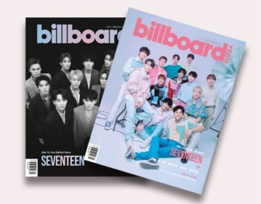 3週連続企画! SEVENTEEN大特集のK-POP雑誌『billboard Korea Magazine』のオフショット映像第2弾を公開!