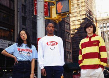 韓国発美大卒4名が立ち上げた人気グラフィックブランド WONDER VISITOR (ワンダービジター) 、 60%(シックスティーパーセント)への出店、販売を開始。  本場韓国・ソウルでも入手困難が続く人気ブランドが60%への入店をスタートした。