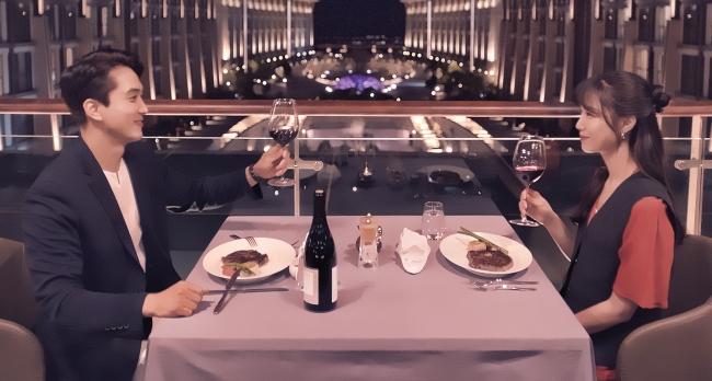 『夕食、一緒に食べませんか?』(原題)