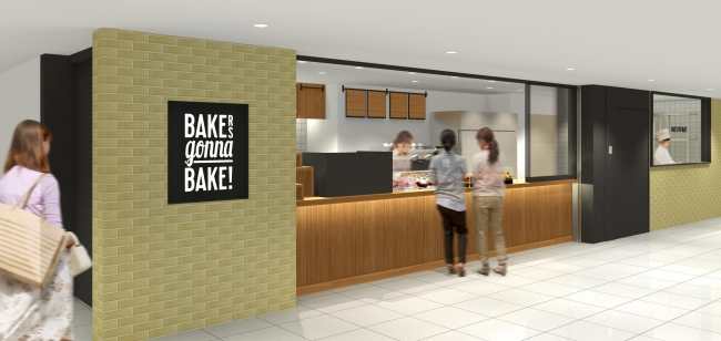 BAKERS gonna BAKE店舗イメージ