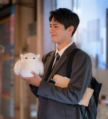 11月よりパク・ボゴム出演番組をLaLa TVで特集!