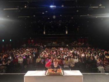 U-KISS JUN、誕生日に初のソロミニアルバム「22」を発売!バースデーイベントのサプライズで思わず涙