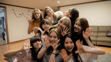 NiziUのデビューまでに密着した新番組『We NiziU!~We need U!~』を11月5日(木) 20時からHuluで独占配信