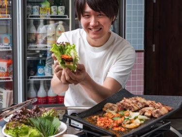 """「サムギョプサルは俺が焼く!」素材・焼き方・火加減など全てにこだわる""""生サムギョプサル""""を提供する韓国料理店「韓国食堂ケグリ」、2020年3月6日(金)GRAND OPEN!"""
