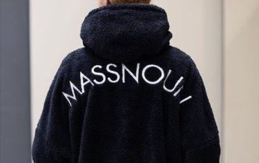 韓国・ソウル発の次世代ストリートブランドと呼ばれる気鋭ブランド MASSNOUN (マスノウン)、 60%(シックスティーパーセント)への出店、販売を開始。