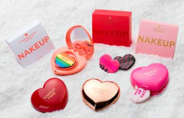 韓国NO.1映えパッケージ「NAKEUP FACE」のハート型クッションファンデは塗ったまま寝ても大丈夫!  9/1~Qoo10「20%メガ割」で韓国の人気商品がお得に購入できるチャンス!