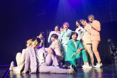 【オフィシャルレポート】  日韓合同グローバルグループNIK(ニック)デビュー前初お披露目イベント「NIK STARTING OVER-01」新メンバー・テフンの加入も決定!正式デビューへ期待が高まる公演で魅了