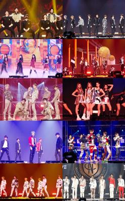 「SMTOWN LIVE」無料コンサート、全世界186カ国、計3583万ストリーミング! 韓国のオンラインコンサート史上最大視聴記録!