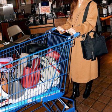 Oh My Girlがメインモデルの人気韓国バッグブランド「MARHEN.J(マルヘンジェイ)」が日本上陸。60%(シックスティーパーセント)で取り扱いが決定。