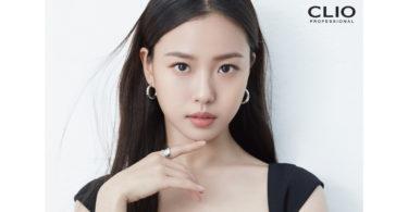 韓国コスメブランド「CLIO」がモデルにネクストブレイク女優コ・ミンシを抜擢!
