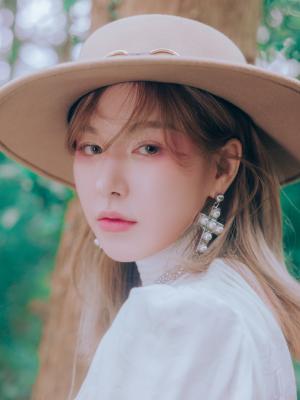 ウェンディ(Red Velvet)、初のソロミニアルバムが快挙!韓国女性ソロ歌手の最高記録樹立
