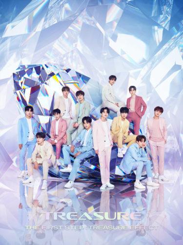TREASURE、3/31発売日本デビューアルバムがビルボードジャパンチャートで初登場1位を獲得!! オリコン含む主要アルバムランキング4冠達成!!