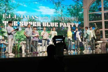 SUPER JUNIOR 約2年ぶりの日本ファンクラブ10周年記念イベントをオンラインで開催!
