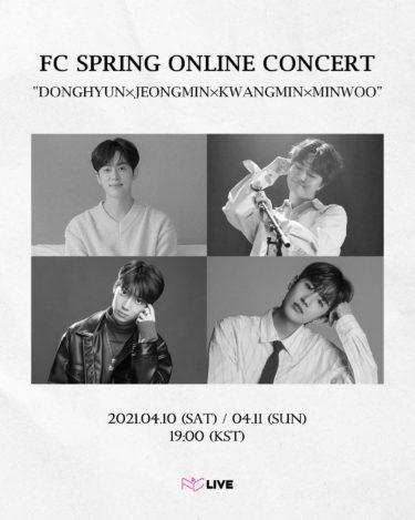 4月10日(土)11日(日)FCLIVEオンラインライブ開催情報