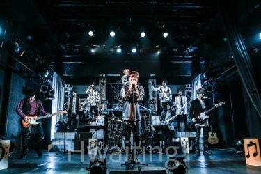 【オリジナル取材】RUI(ex CODE-V&Niiisan's)初主演!MUSICAL『アンコール』大盛況上演中!