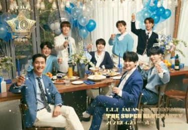 Super Junior、本日(4/25)17時から、日本ファンクラブ10周年記念オンラインファンミーティング開催!