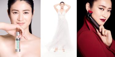 女優の小雪さん 韓国発ラグジュアリーコスメブランド「BONOTOX」新ミューズに就任 トップクリエイターたちがクリエイションに参画