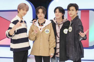 KNTV  一足早く現場リポートをお届け!NCT DREAMがゲスト出演『SUPER JUNIORのアイドルVSアイドル』