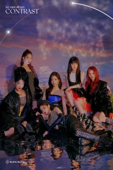 K-POPガールズユニット「Bling Bling」のデジタルミニアルバム「CONTRAST」が5月26日(水)より日本での配信決定!