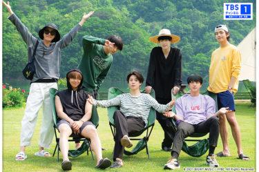BTS最新のリアルバラエティー番組 『In the SOOP BTS ver.』5月18日(火)午後11時TBSチャンネル1でテレビ初独占放送!