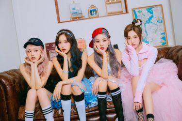 LUNARSOLAR(ルナソーラー)、4人4色の個性あふれる魅力で彩るセカンド・シングル!数量限定・直筆サイン入りの韓国盤、テイチクオンラインショップで発売決定‼日本のファンに向けたコメント動画を公開